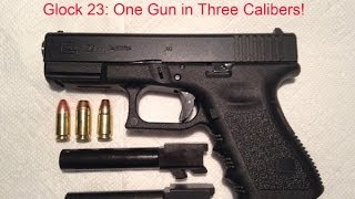 Glock 23: A Versatile Gun for Survivalists or New Shooters