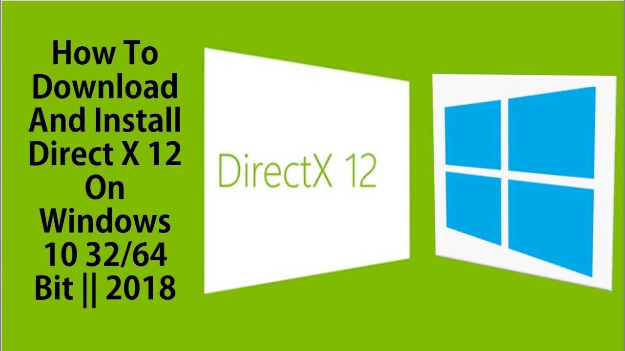 free download directx 11 for windows 10 32 bit