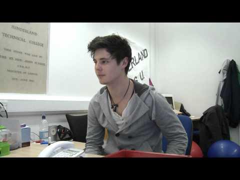 University of Sunderland's Student Union President talks tuition fees