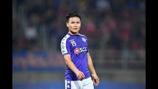 Cầu thủ trẻ Quang Hải lại gieo sầu cho đối thủ bằng cú sút xa sấm sét