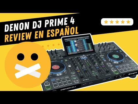 DENON DJ PRIME 4 | Unboxing & Review (Español)