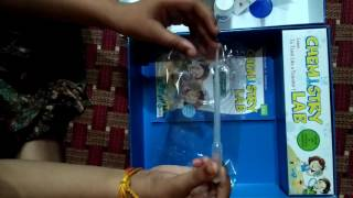 Review of chemistry lab kit