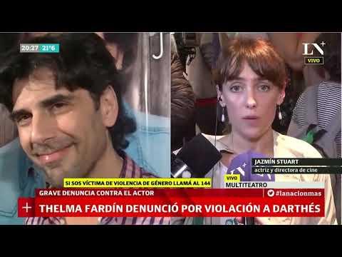 Entrevista con Jazmín Stuart por la denuncia a Darthés - LN+