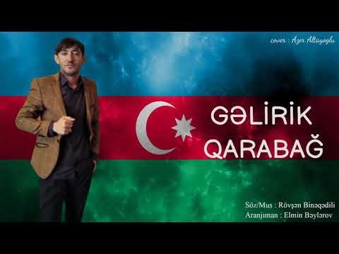 Rövşən Binəqədili - Gəlirik Qarabağ 2020