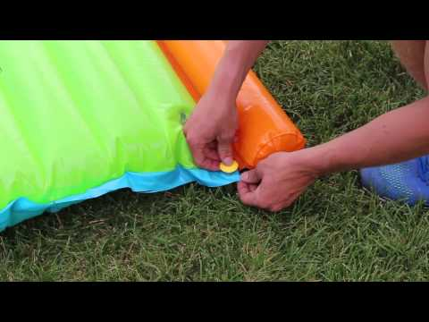 Slide and Surf Installation Video