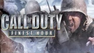 Call of Duty: Finest Hour - Game Movie