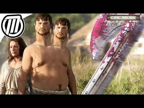 """Kingdom Come Deliverance """"Jobs"""" WORKING AS A GUARD!   Gameplay Live Stream"""