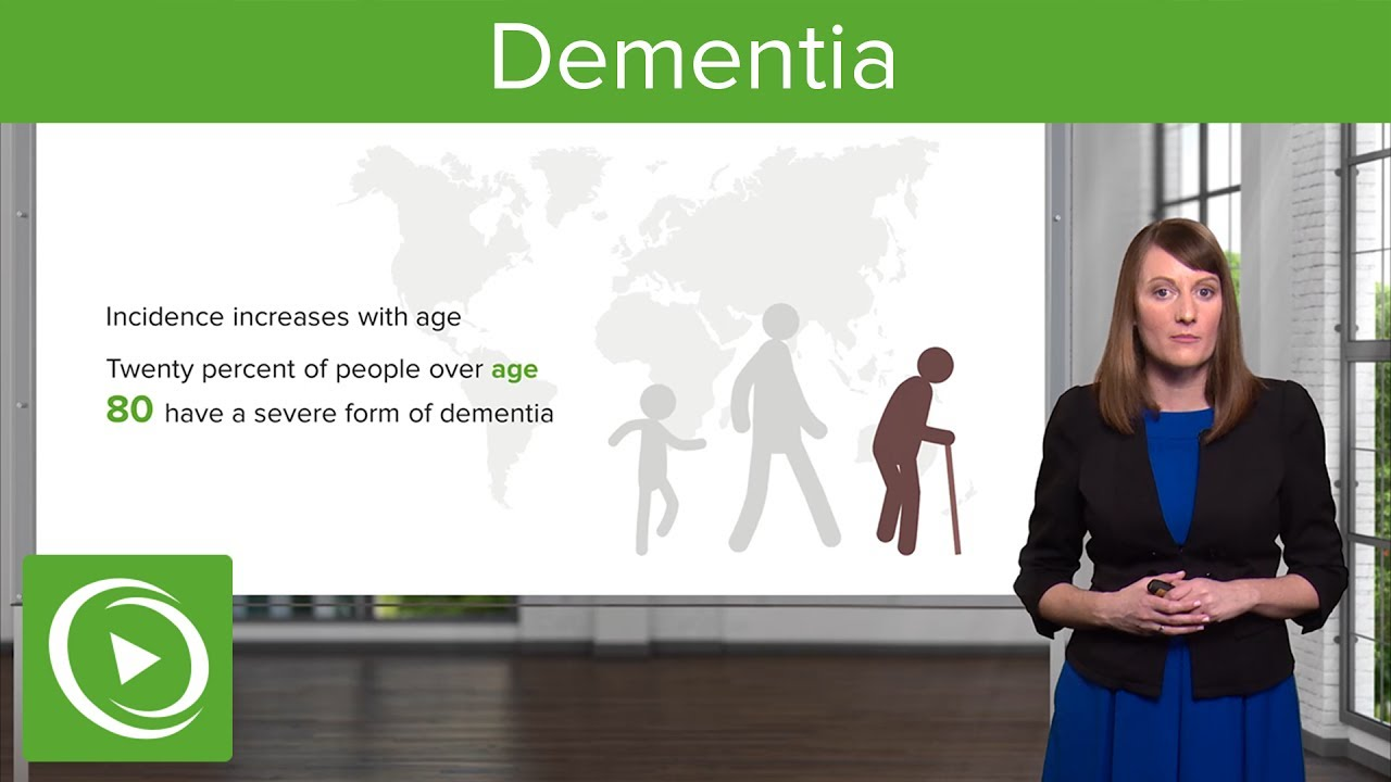 Dementia: Symptoms, Causes & Diagnosis – Psychiatry | Lecturio
