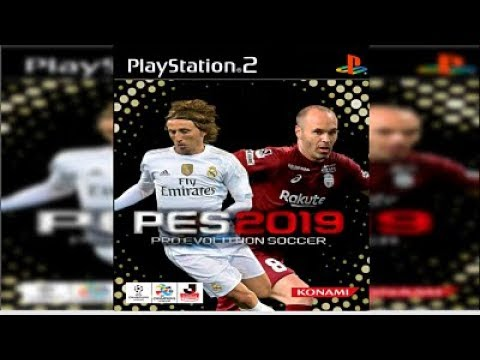 PS2 | Pro Evolution Soccer 2019 + AFC Champions League By AXL Edition