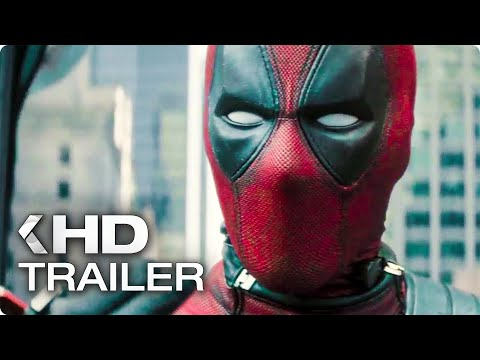 DEADPOOL 2 Final Trailer (2018)
