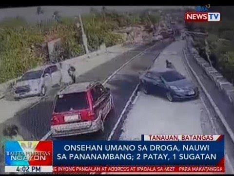 Download BP: Onsehan umano sa droga, nauwi sa pananambang sa Tanauan, Batangas; 2 patay, 1 sugatan