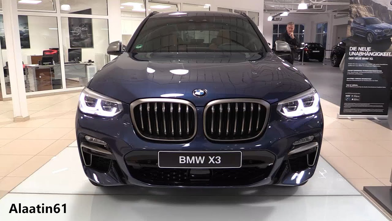 inside the new bmw x3 2018 in depth review interior exterior youtube. Black Bedroom Furniture Sets. Home Design Ideas