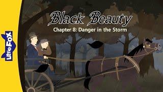 Black Beauty 8 | Gefahr im Sturm | Klassiker | Kleiner Fuchs | Animierte Geschichten für Kinder