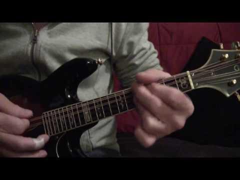 Silver Bells (The Christmas Song) mandolin tutorial