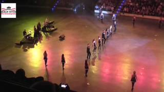 Irish Beats Dance Company: A Capella live @ Berlin Tattoo 2015