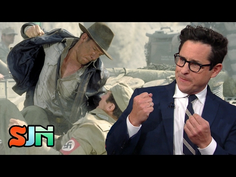 J.J. Abrams & Bad Robot Fight Nazi Monsters!