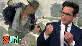 J.J. Abrams & Bad Robot Fight Nazi Monsters!