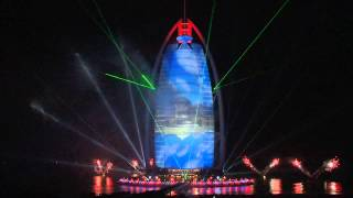 Burj Al Arab Celebrates the 42nd UAE National Day - Official Video