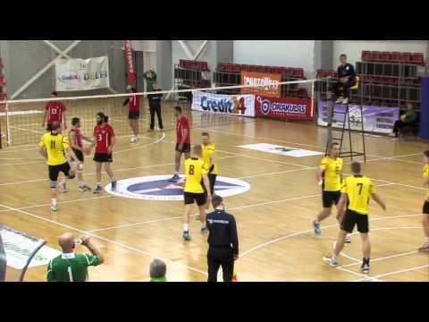 "Tinklinis: Lietuva - Gruzija (""Lithuania open"") 2015-05-24"