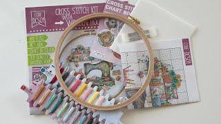 #Обзор новых турецких наборов для вышивки с пяльцами