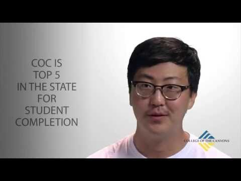 International Student Success at College of the Canyons