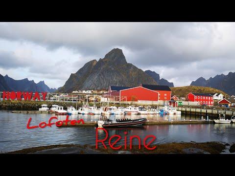 REINE ❇️ RORBUER Best Villa Magnus & Area @ LOFOTEN Norway by Adeyto 📽️ Huawei P20 PRO