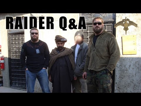 Q&A With Two Marine Raiders