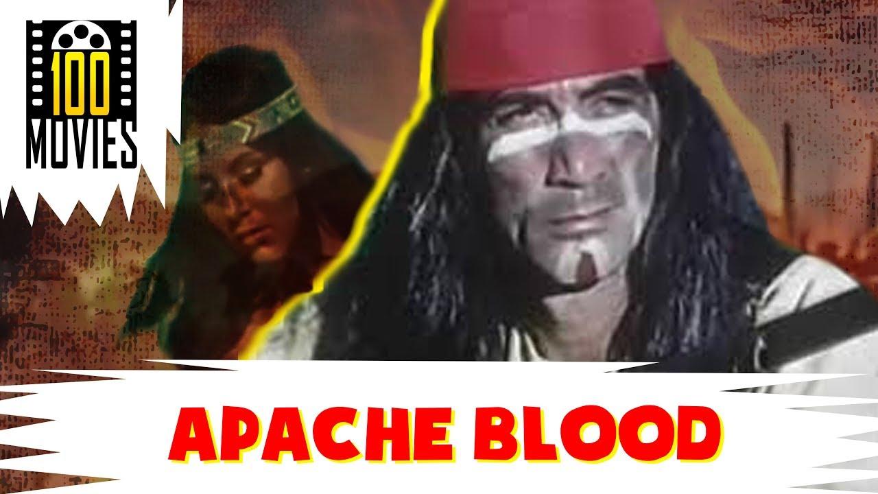 Apache Blood ( 1975) | 100 Movies | Classic English Movies  | Free Full Movies