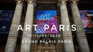 🇫🇷ART PARIS ART FAIR 09/2020 ( PART 1 ) 09/09/2020 PARIS 4K