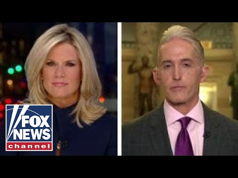 Gowdy: Special counsel necessary to investigate FBI process
