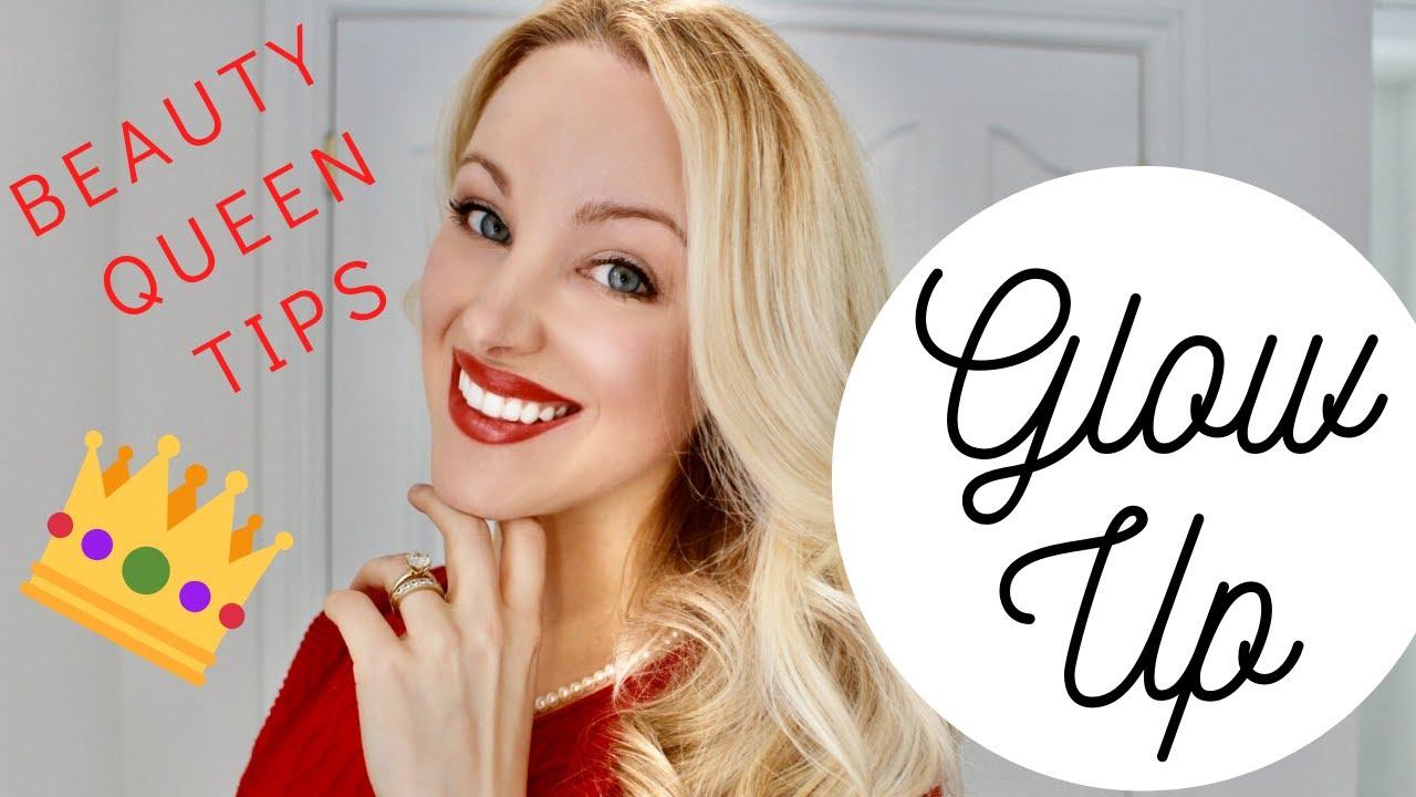 Feminine Beauty Queen Glow Up Tips Youtube