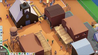 Parkitect: Quick Look (Video Game Video Review)