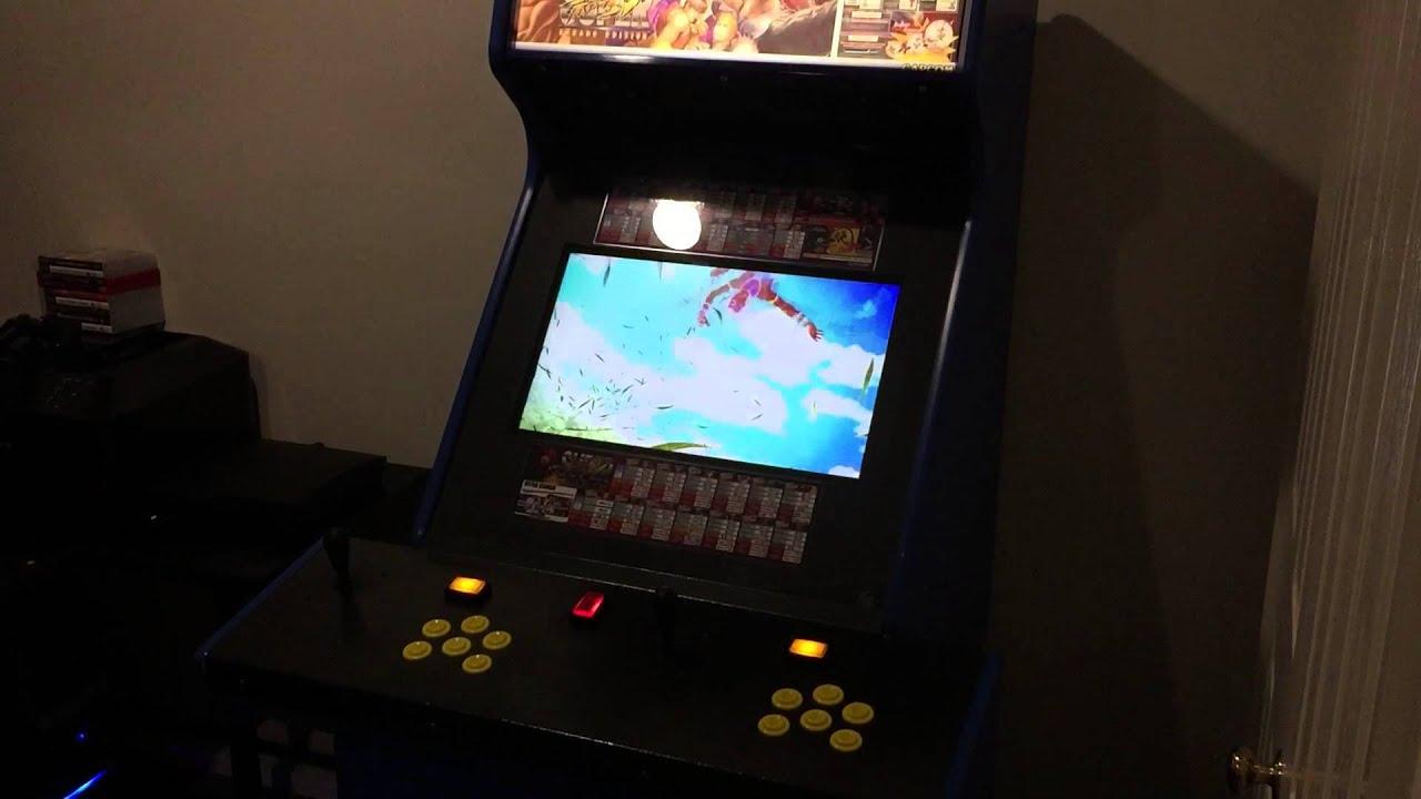 Ultra Street Fighter 4 Arcade Machine - YouTube