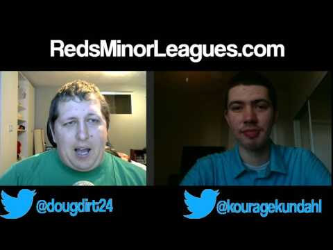 Cincinnati Reds Minor League Talk: Episode #6