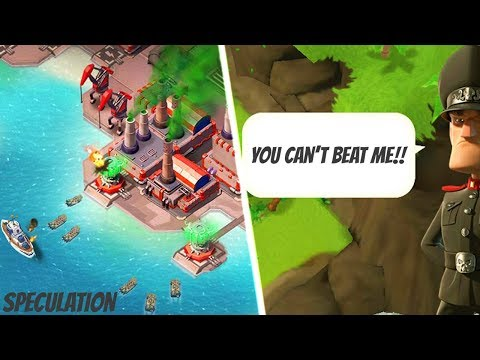New EVENT Concept? Boom Beach Update Speculation!