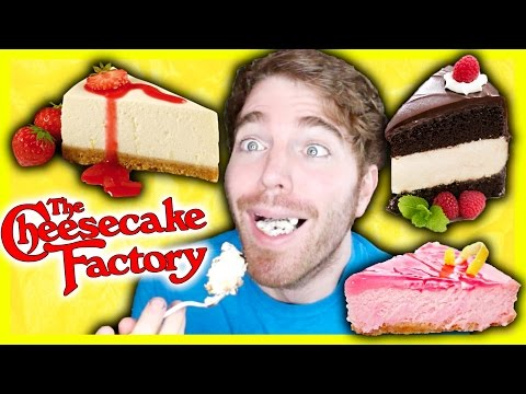TASTING CHEESECAKE FACTORY FOODS