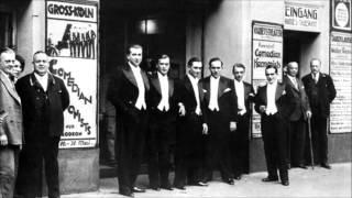 Comedian Harmonists - Ein bischen Leichtsinn kann nichts schaden - 1934