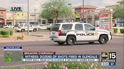 Man in critical condition after shots fired in Glendale near 67th Ave and Bethany Home Rd