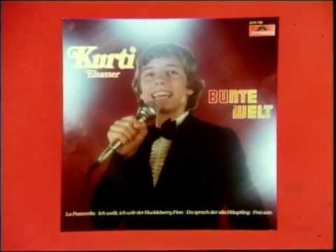 Kurti Elsasser,TV Werbeclip, Promo 1980