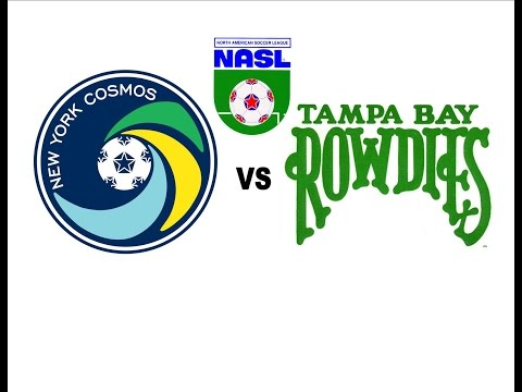 1977-05-29  New York Cosmos vs Tampa Bay Rowdies