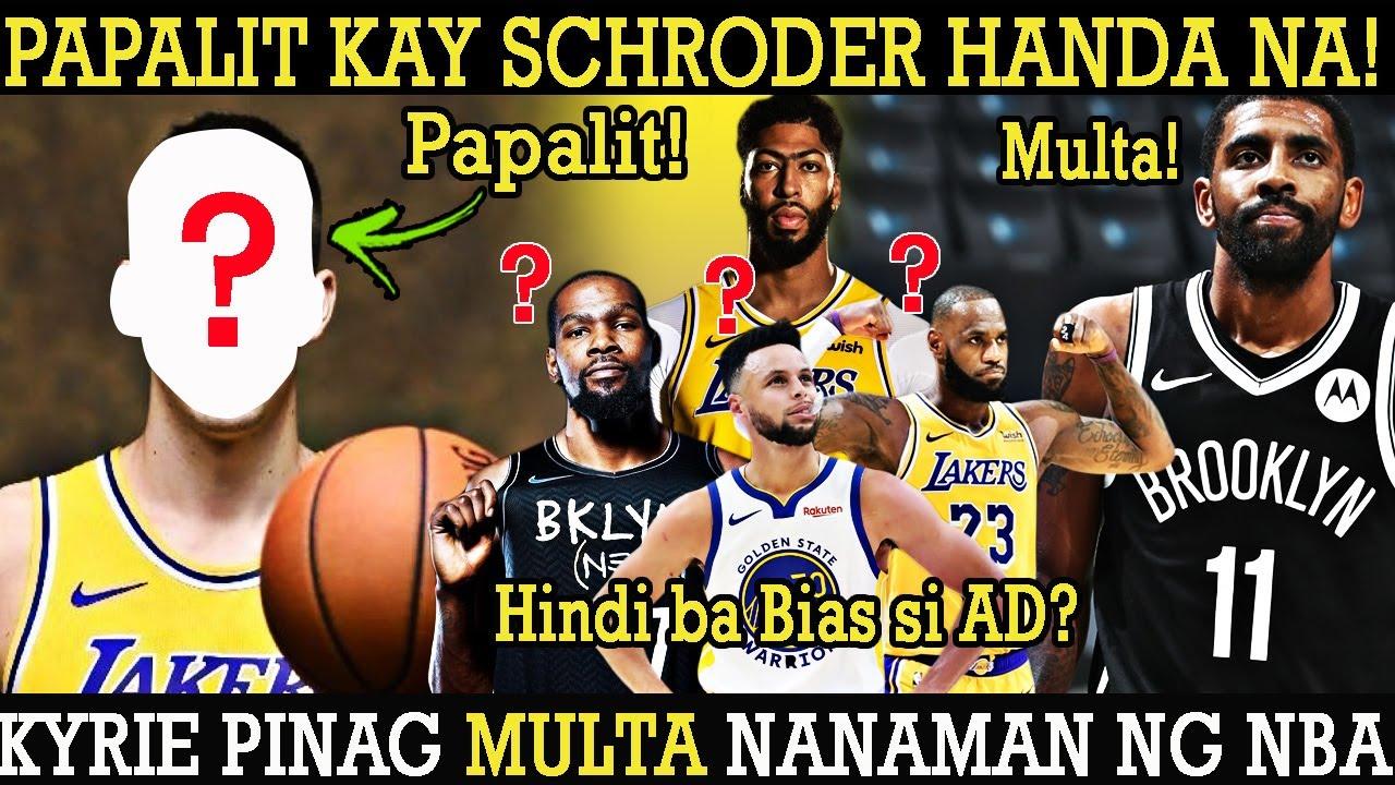ANG PAPALIT SA PWESTO NI SCHRODER HANDANG HANDA NA! DAVIS INAMIN ANG PINAKAMAHIRAP PIGILAN SA NBA