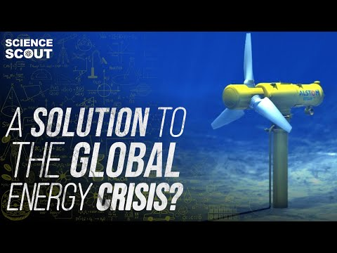 Discover Tidal energy a powerful renewable energy- How It Works?