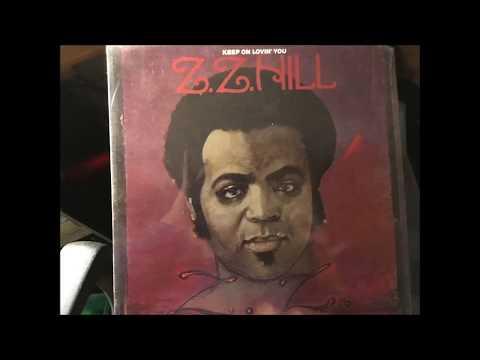 ZZ Hill - Keep On Lovin' You STEREO Full LP UA 1975