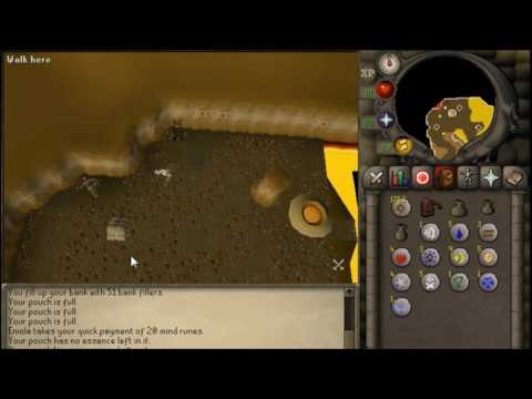 QUICK banking guide osrs (for ZMI rc) // BANK FILLER