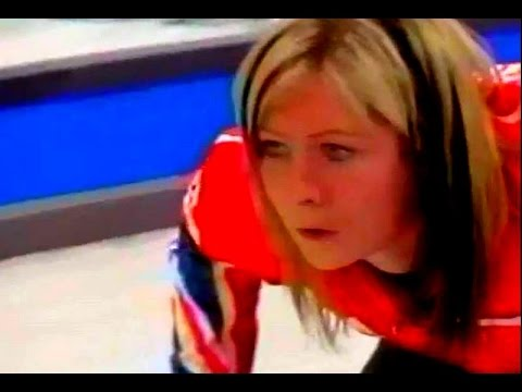 Eve Muirhead Curlingカーリング スーパーショット対決 Japan vs Scotland