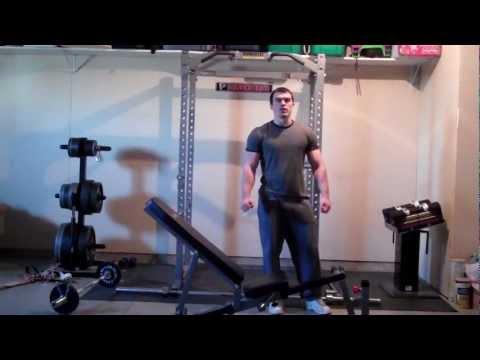 MusclePharm Gunsanity Full Workout
