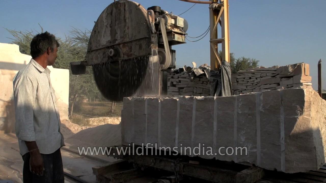 youtube how to cut granite
