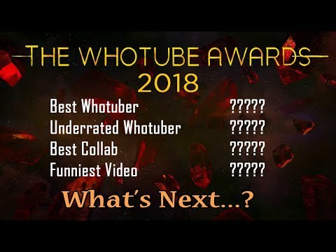 More Categories Announced | Whotube Awards 2018