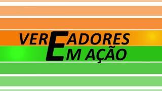 Vereadores em Ação com Zé Luiz - Obras em Bueno de Andrada