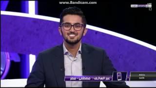 مداخلة عن مباراة موناكو و PSG ولعب جارديم بالرديف ورد المعلق السعودي حماد العنزي علي قناة بين سبورت